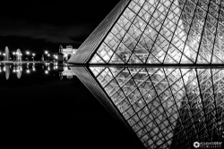 Louvre Reflection 2