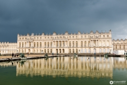 Versailles Reflection