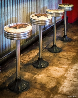 Lonely Bar Stools