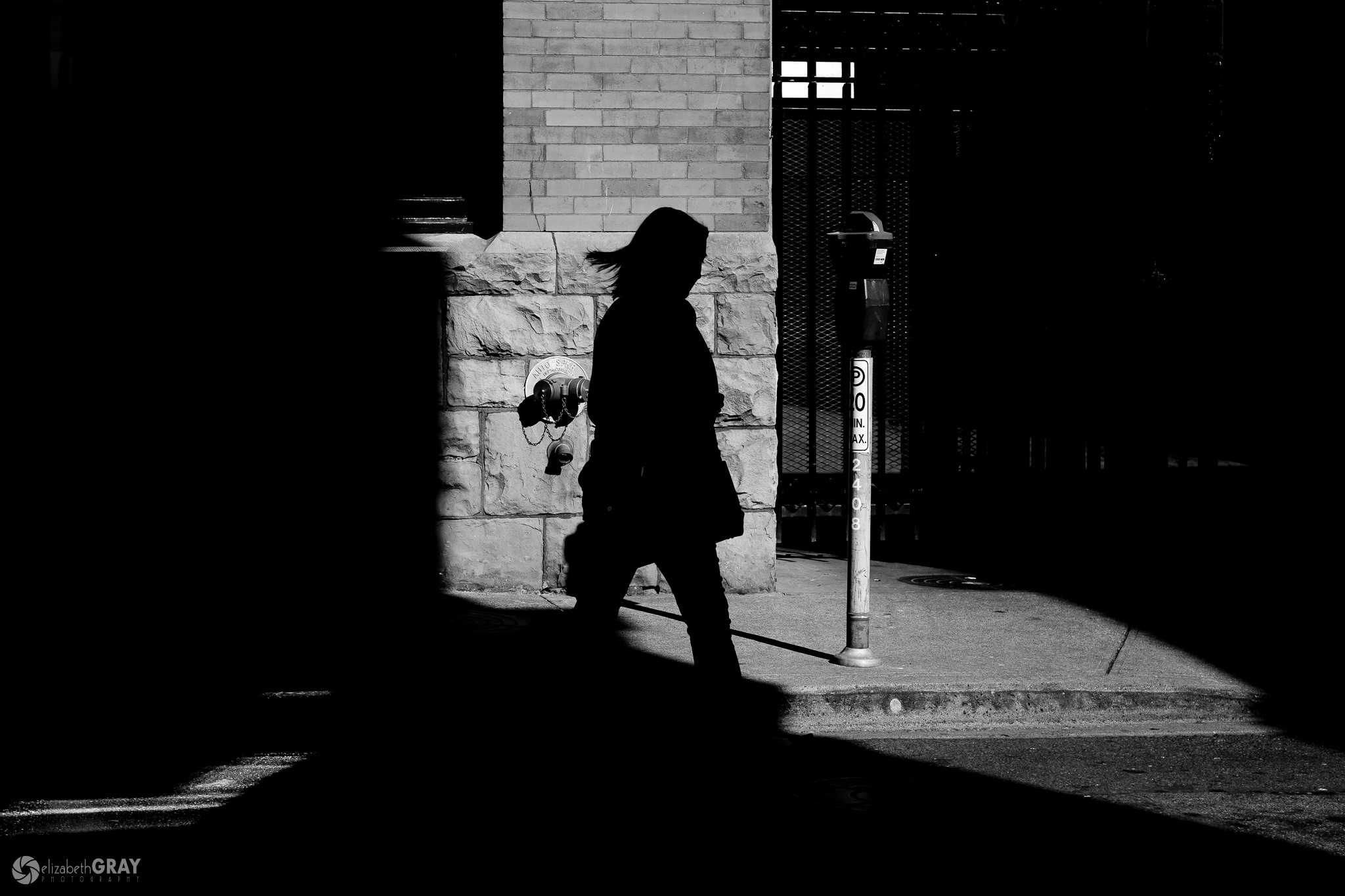 Back Lane Silhouette 1