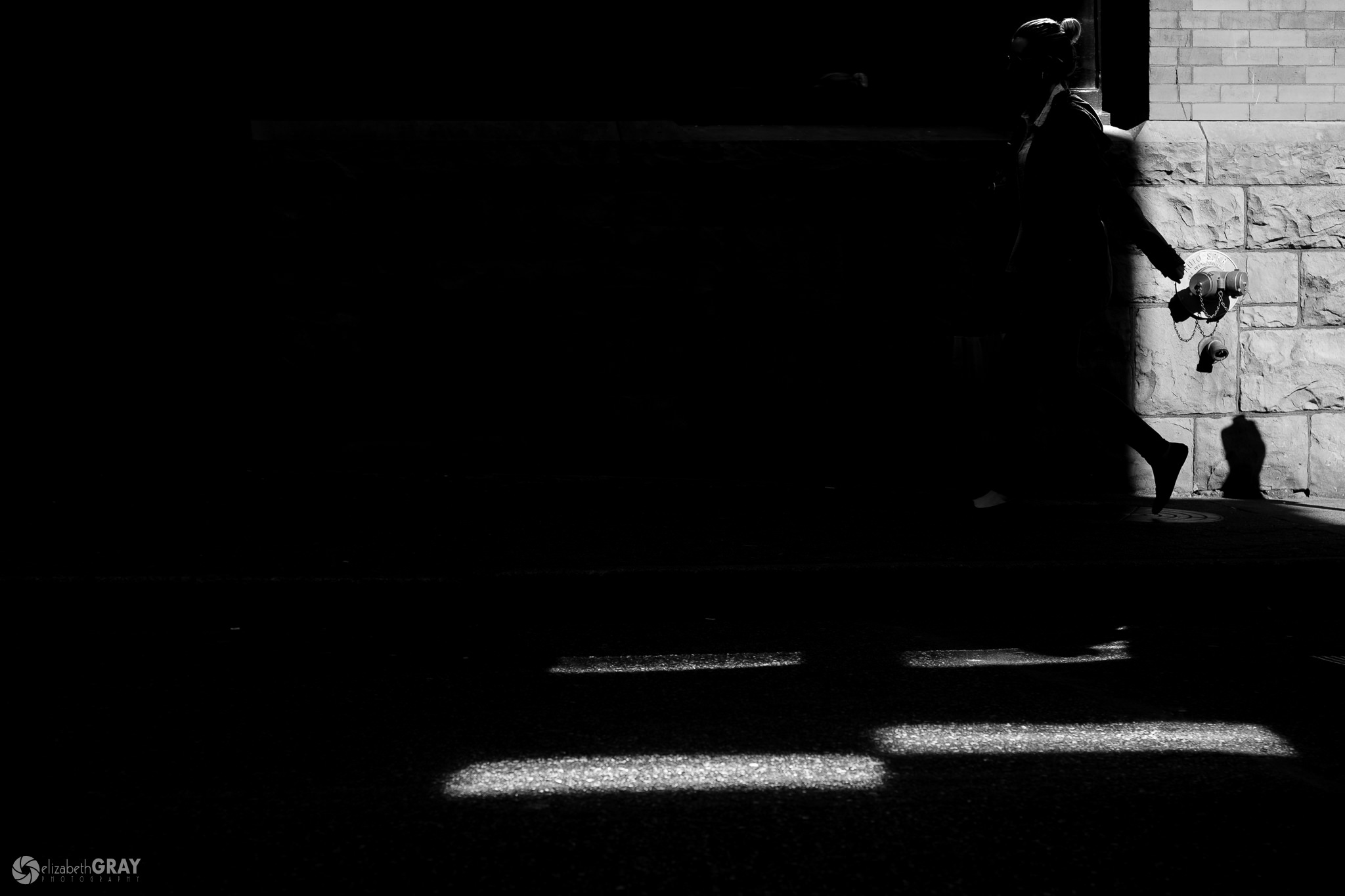 Back Lane Silhouette 2