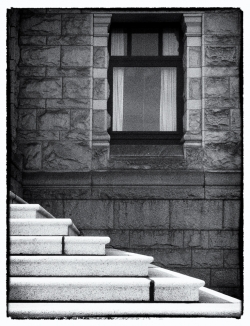 Parliament Stairs