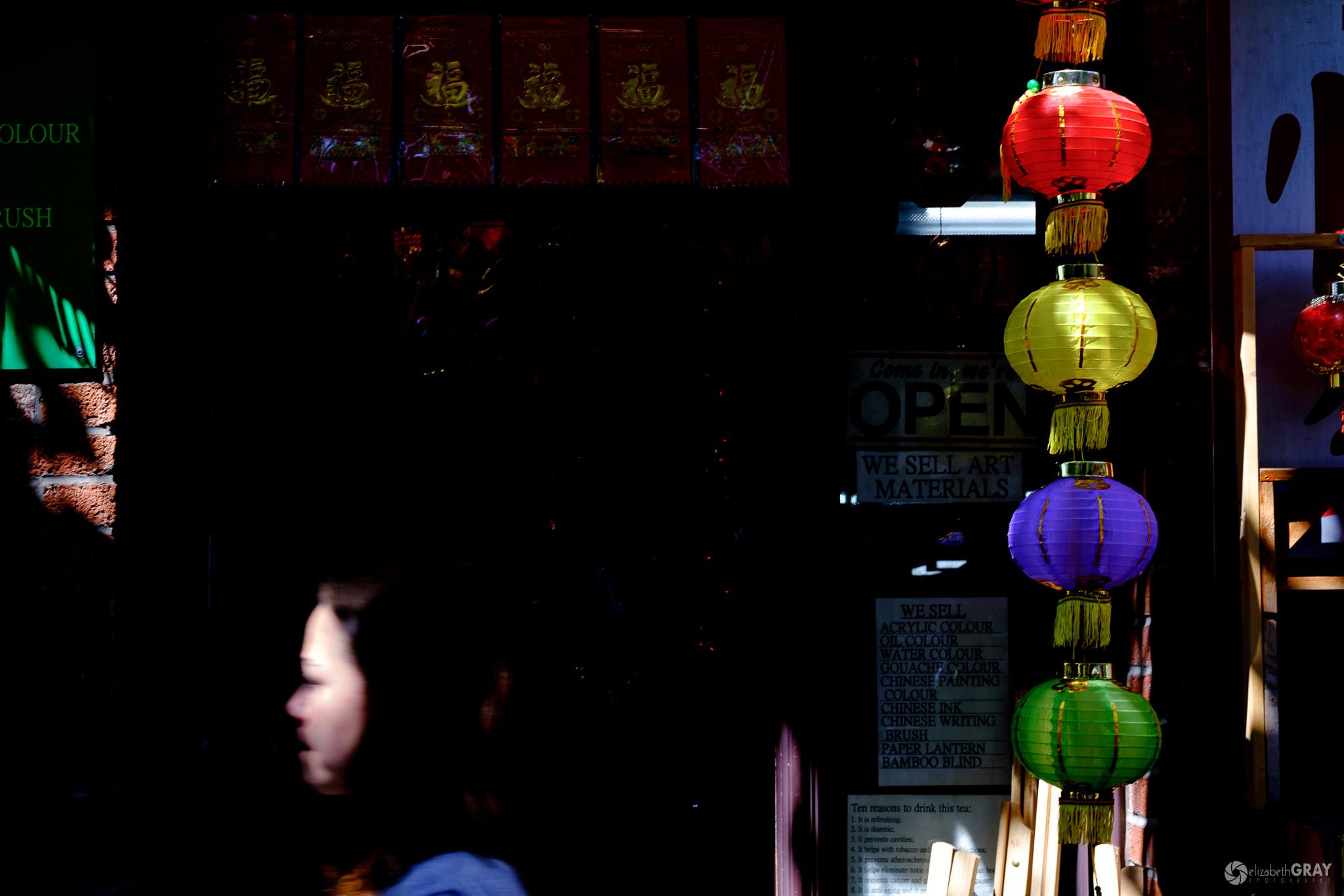 Lanterns - First Edits