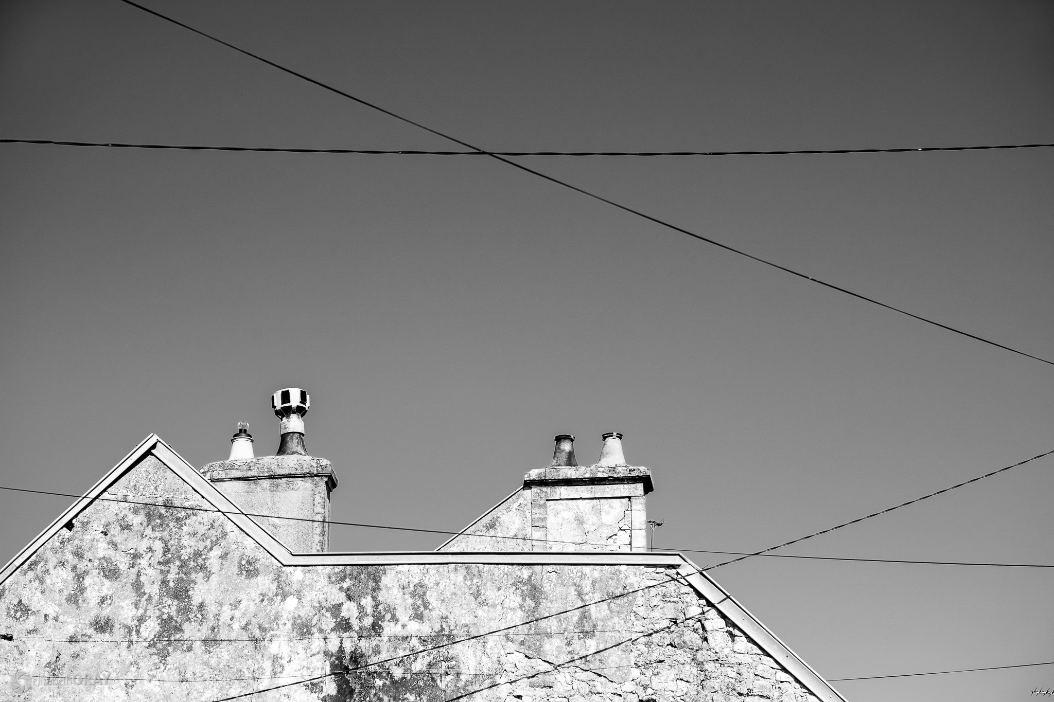 Chimneys and Wires