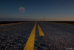 A Long Way to the Moon