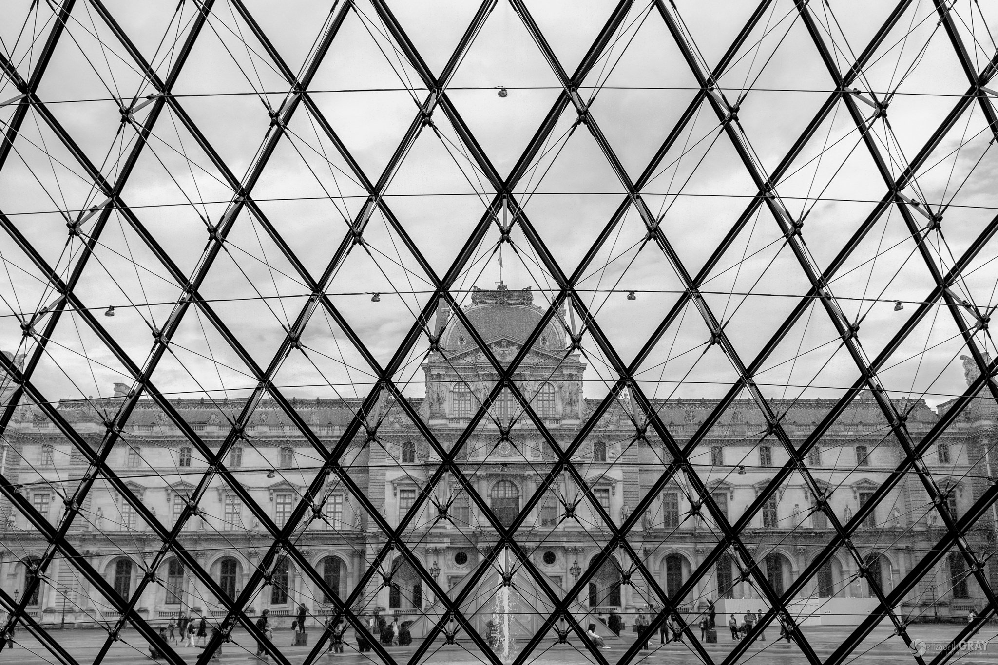 Louvre Diamonds