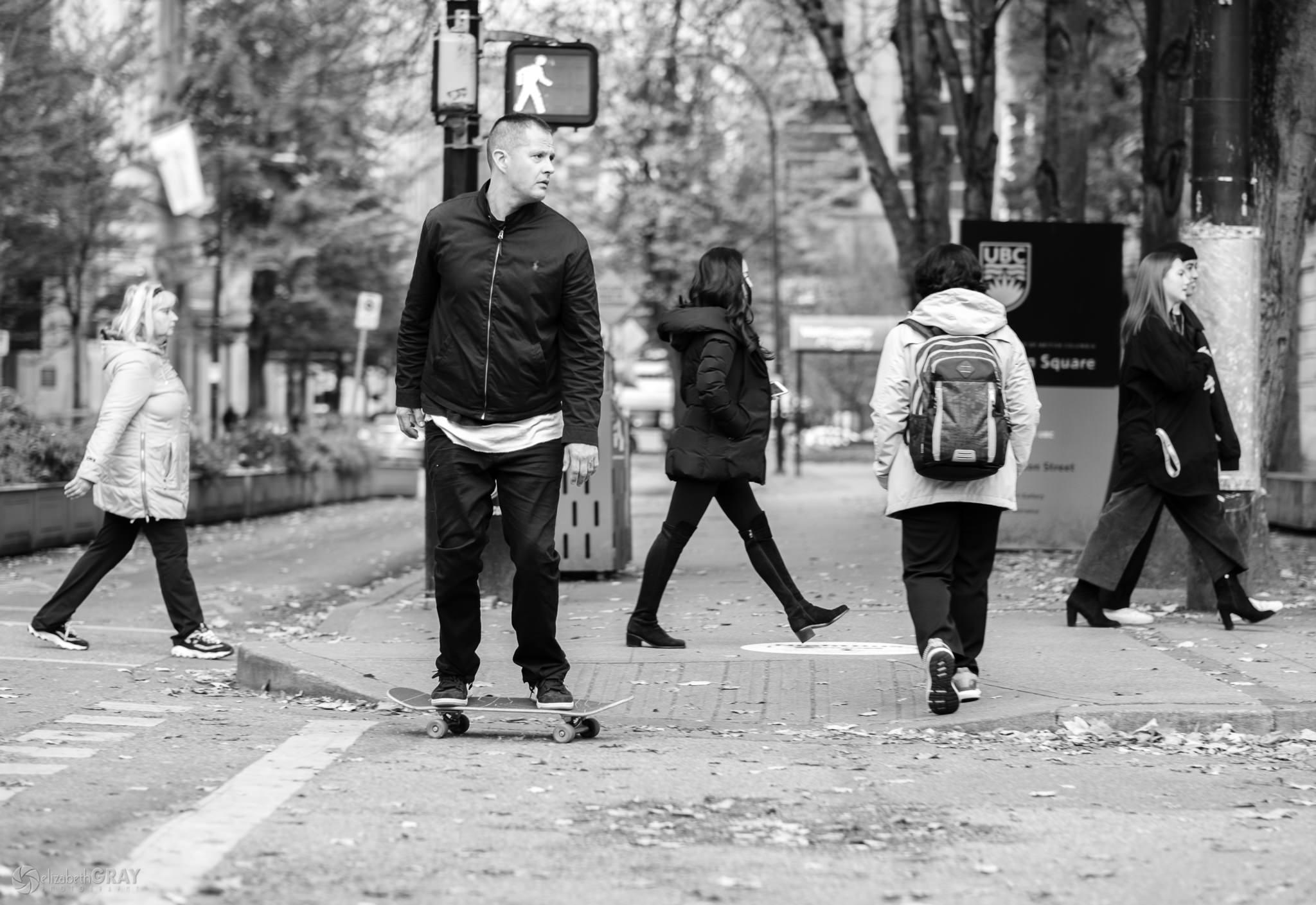 Walk ... or Skate!