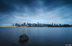 Vancouver Sunset 2