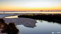 Weeks Bayou Sunset